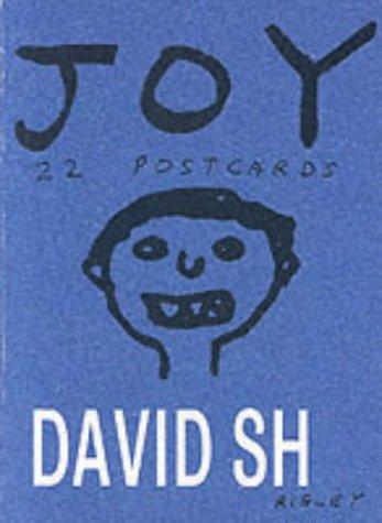 Joy ebook by David Shrigley