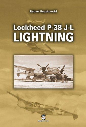 Lockheed P-38 J-L Lightning Yellow Series  ebook by Robert Pęczkowski