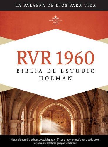 RVR 1960 Biblia de Estudio Holman tapa dura Spanish Edition  ebook by B&H Español Editorial Staff