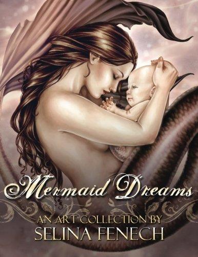 Mermaid Dreams- An Art Collection by Selina Fenech Volume 4  ebook by Selina Fenech