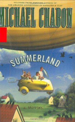 Summerland ebook by Michael Chabon