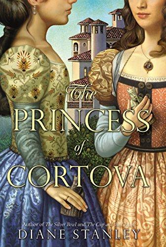 The Princess of Cortova Silver Bowl  ebook by Diane Stanley