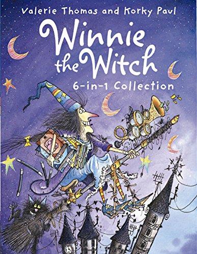 Winnie the Witch ebook by Valerie Thomas