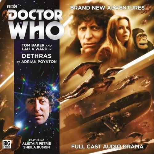Doctor Who- The Fourth Doctor Adventures- 6 4 Dethras- No 6 4 ebook by Nicholas Briggs