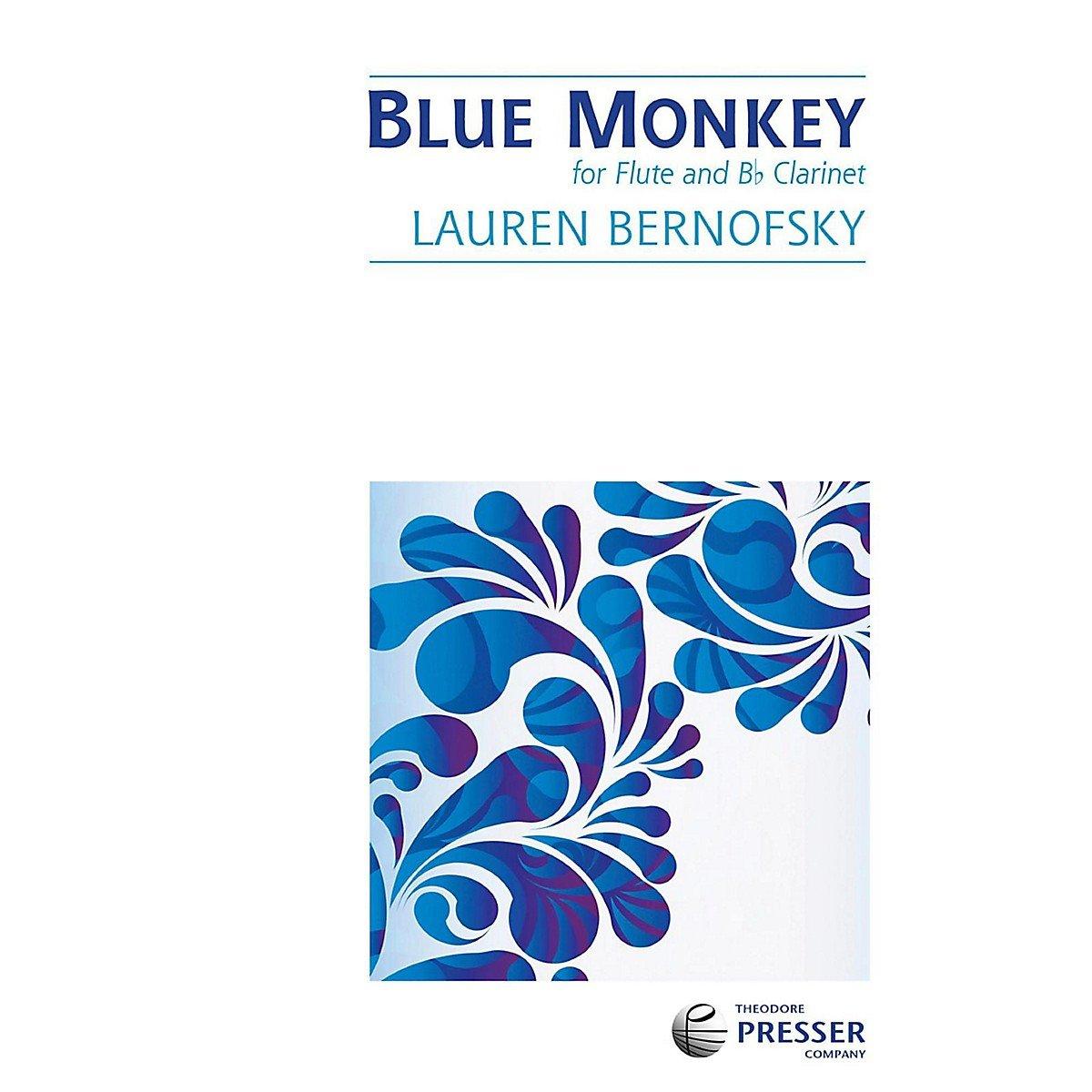 Carl Fischer Blue Monkey - Flute and Bb Clarinet ebook by Carl Fischer