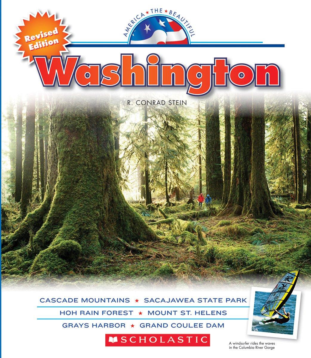 Washington America the Beautiful Third Series  ebook by R. Conrad Stein