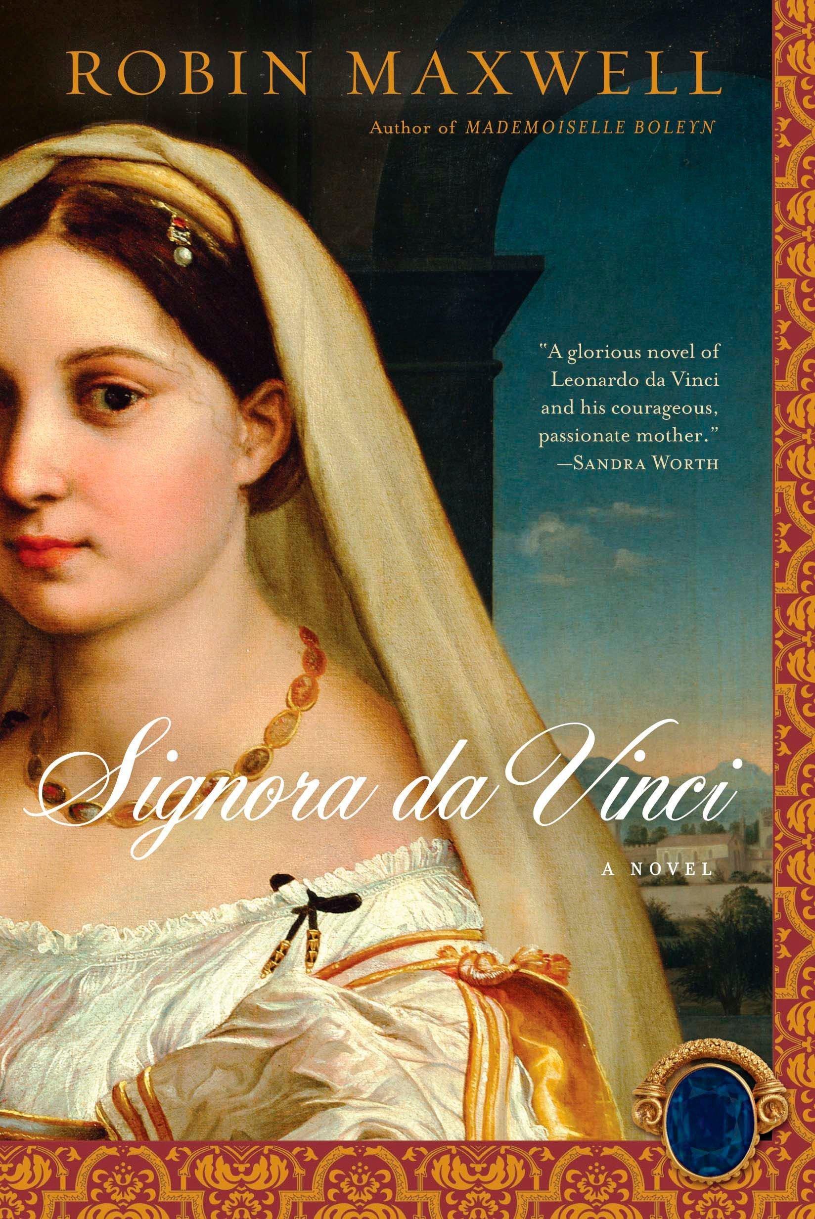 Signora Da Vinci ebook by Robin Maxwell